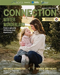 acira connection nov/dec magazine cover